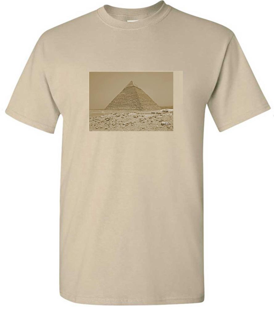 IGC Men's Countries: Egypt - Egyptian Scene T Shirt - Black (TSCEG-0023) at Sears.com